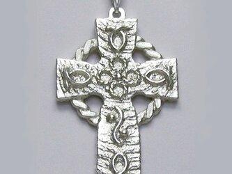 オリジナルクロス 信仰の詩(うた) ~ケルト十字架 fc27 好評ですの画像