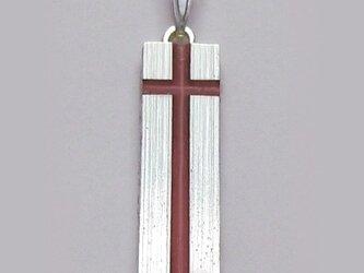 オリジナルクロス 信仰の詩(うた) 赤のクロス fc09 好評ですの画像
