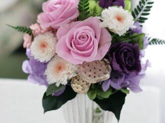 【再々々販】仏花 お供え花の画像