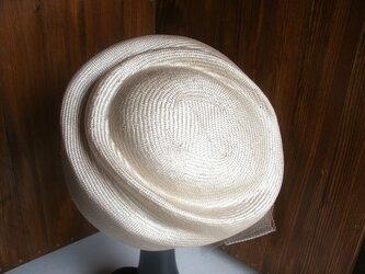 夏帽体 ベレーの画像