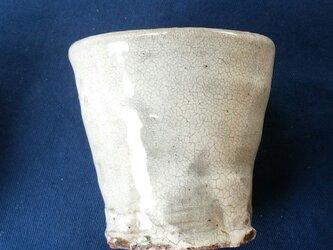 粉引 酒杯・ビア盃・茶器 ②の画像