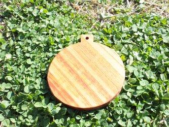 Cutting Board(S丸)けやき材の画像