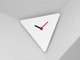 Ultimate Corner Clock(ホワイト)の画像