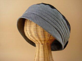 タック帽 02-GYの画像