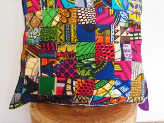AFRICAN JAXAS CUSHION COVER 001の画像