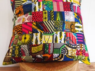 AFRICAN JAXAS CUSHION COVER 002の画像