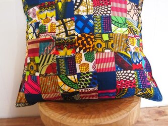 AFRICAN JAXAS CUSHION COVER 004の画像