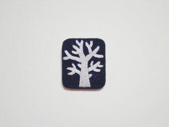 tree.ブローチ_whの画像