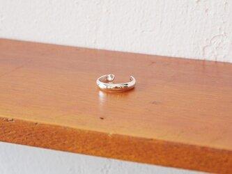 甲丸足指用指輪 rr-62の画像