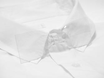 透明超ネクタイ(Crystal Clear:クリスタルクリア)の画像