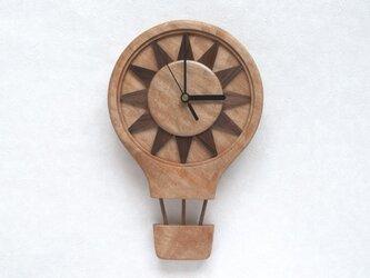 バルーン振子時計(大)の画像