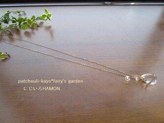 水晶のしずく ~胸元50cmチェーン~の画像