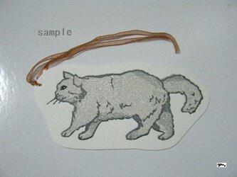 しおり〈cat④-2〉の画像