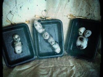 双生児ミニ壁掛けセットAの画像