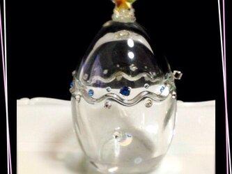 エッグガラスケースの画像