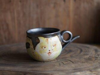 猫のマグカップ(7)の画像