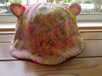 あかちゃんの帽子の画像