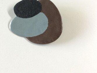MUSHROOM brooch #4の画像