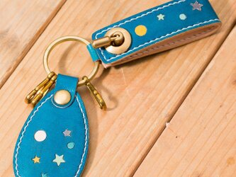 LEATHER KEY HOLDER(Inray okosi ver)の画像