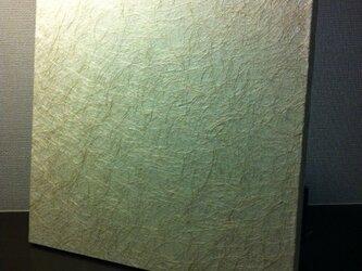 和紙置き飾り・金和紙の画像