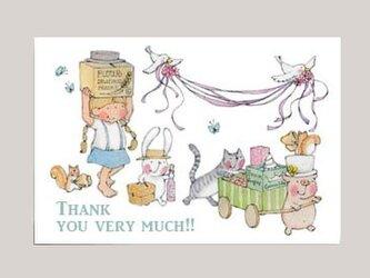 ポストカード Thank You Very Much!! (spc-078)の画像