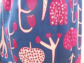 jupe de soleil 太陽のスカート pomme bleuの画像