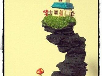 奇岩の家の画像
