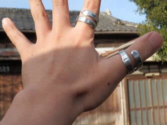 cometman やわらかリング - crystal(鉱物)の画像