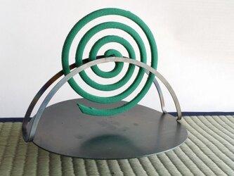 丸い鉄の蚊遣りVer.2の画像