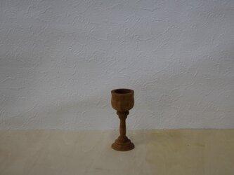 木のグラス  wt01の画像