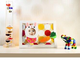 Happy Bunny ~3D Photo ART~の画像