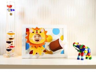 Happy Lion ~3D Photo ART~の画像