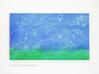 夜が待ちきれなかった春の星たち《M3》の画像