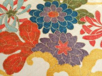 染見本生地 菊の画像