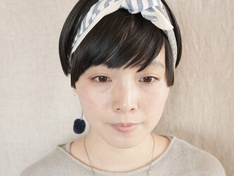 NEW▷patchwork turban <ss 3cloth-10>の画像