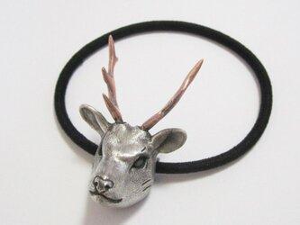 鹿(しか)HAIR BANDの画像