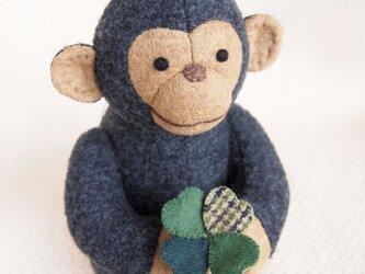 チンパンジーの子の画像
