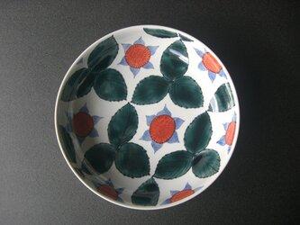 蛇苺文鉢の画像