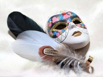 白鳥と黒鳥の踊りの画像
