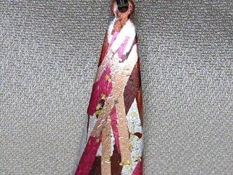 金銀箔ペンダント HSP66-17の画像