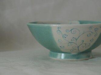 唐草パンダ深鉢の画像