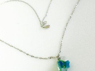 【noilmok】青露草のネックレス~の画像