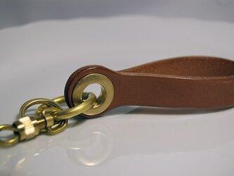 Brass Ring キーホルダーの画像