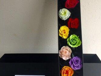 幸せの12 Roses  十二単[プリザーブドフラワー]の画像