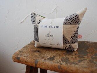 new!!  小さい船枕『FUNE』25の画像