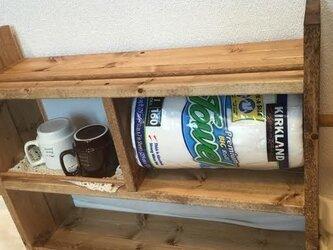 横型 コストコsize キッチンペーパーラック  全茶の画像