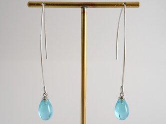 GLASS Rain drop pierce 2の画像