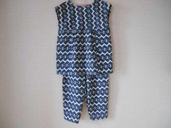 M様ご予約品★浴衣リメイクの夏パジャマセットの画像