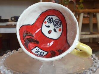 福が来るマグカップの画像