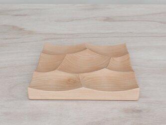 木製トレイ (ヨーロッパビーチ)Storm Tray (S)の画像